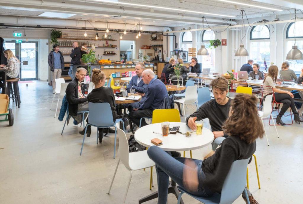 JB Business Consultancy // Impact Hub Amsterdam - Plaza